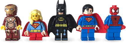 CM LEGO team
